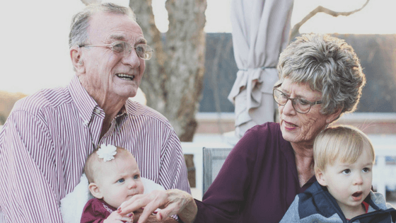 What Rights Do Grandparents Have To See Their Grandchildren?