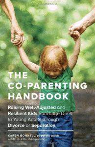 the co-parenting handbook - parenting book